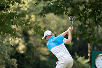 Joachim B. Hansen (DEN) in action on the 9th hole during the third round of the 76 Open D'Italia, Olgiata Golf Club, Rome, Rome, Italy. 12/10/19.<br /> Picture Stefano Di Maria / Golffile.ie<br /> <br /> All photo usage must carry mandatory copyright credit (© Golffile | Stefano Di Maria)