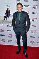 Gabriel Luna beim Screening des Kinofilms 'Hala' auf dem AFI Fest 2019 im TCL Chinese Theatre. Los Angeles, 18.11.2019