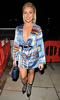 Gabby Allen at the Mark Hill haircare brand launch party, MV Hispaniola, Victoria Embankment, London, England, UK, on Wednesday 07 March 2018.<br /> CAP/CAN<br /> &copy;CAN/Capital Pictures