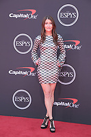 10 July 2019 - Los Angeles, California - Julia Landauer. The 2019 ESPY Awards held at Microsoft Theater. Photo Credit: PMA/AdMedia