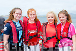 Champions: Valentia girls l-r: Katie Treu, Aisling o'Shea, Jessica O'Connor and Sophie Egan who won the u14 title at the Cromane Regatta on Sunday