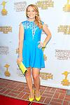 BURBANK - JUN 26: Katie Leclerc at the 39th Annual Saturn Awards held at Castaways on June 26, 2013 in Burbank, California