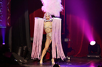 Lavender May<br />  burlesque dance show with Dita Von Teese at Olympia de Montreal, Sunday February 21, 2016.<br /> <br /> Photo : Raffi Kirdi<br />  - Agence Quebec Presse