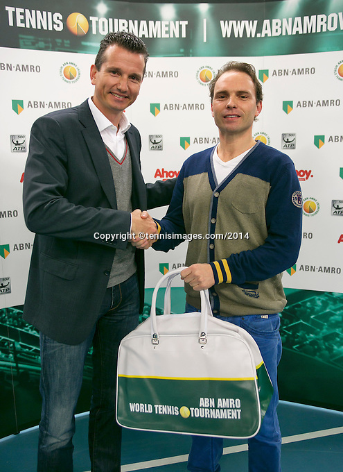 19-01-14,Netherlands, Rotterdam,  TC Victoria, Wildcard Tournament, ,   Final,  <br /> Photo: Henk Koster