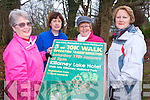 Launching the Kerry Operation Transformation Walk which takes place in Killarney on January 19th are some members of the Killarney Strutters. .L-R Claudia White, Mairead McCarthy, Anne Moriarty and Josephine Lawlor.