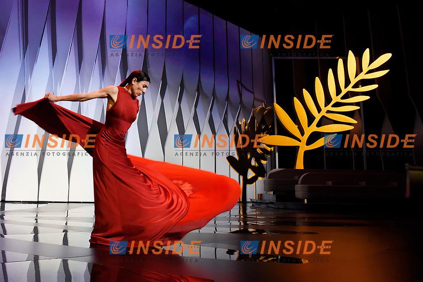 Cannes 17-05-2017 70&deg;Edizione Festival del Cinema di Cannes. Cerimonia d'apertura<br /> Foto Panoramic / Insidefoto