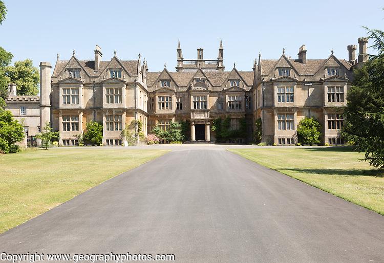Corsham Court, Corsham, Wiltshire, England, UK built in 1582 by Thomas Smythe