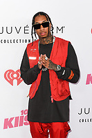 Tyga at iHeartRadio KIIS FM WangoTango at the Dignity Health Sports Park.