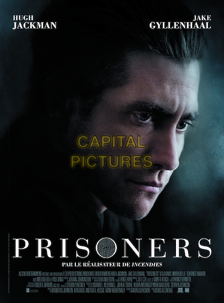POSTER ART<br /> in Prisoners (2013) <br /> *Filmstill - Editorial Use Only*<br /> CAP/NFS<br /> Image supplied by Capital Pictures
