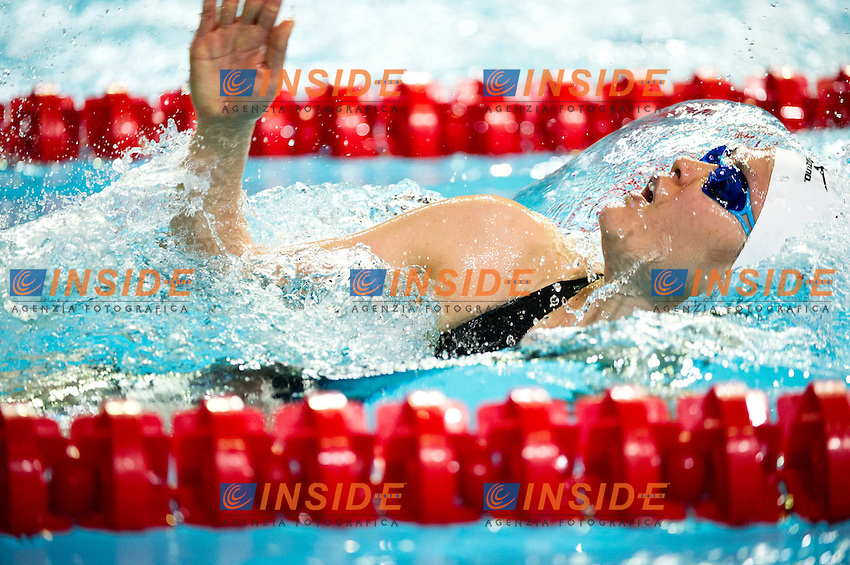 KAWANABE Fumiko JPN.Women's 100m Breaststroke.FINA World Short Course Swimming Championships.Istanbul Turkey 12 - 16 Dec. 2012.Day 03.Photo G.Scala/Deepbluemedia/Inside