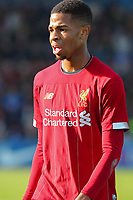 20191023 - Genk: Liverpool's Elijah Dixon- Bonner is pictured during the UEFA Youth League group stages match between KRC Genk Youth and Liverpool FC on October 23, 2019 at KRC Genk Stadium Arena B, Genk, Belgium. PHOTO:  SPORTPIX.BE   SEVIL OKTEM