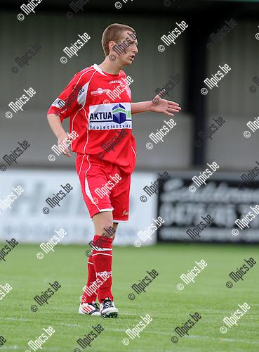 2012-07-17 / Voetbal / seizoen 2012-2013 / Hoogstraten VV / Roy Van der Linden..Foto: Mpics.be