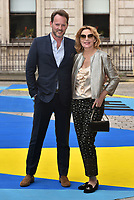Kim Cattrall with her boyfriend Russell Thomas<br /> Royal Academy of Arts Summer Exhibition Preview Party at The Royal Academy, Piccadilly, London, England, UK on June 06, 2018<br /> CAP/Phil Loftus<br /> &copy;Phil Loftus/Capital Pictures