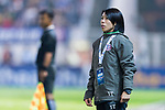 Eastern SC Head Coach Chan Yuen Ting during the AFC Champions League 2017 Group G match between Eastern SC (HKG) vs Guangzhou Evergrande FC (CHN) at the Mongkok Stadium on 25 April 2017, in Hong Kong, China. Photo by Chung Yan Man / Power Sport Images