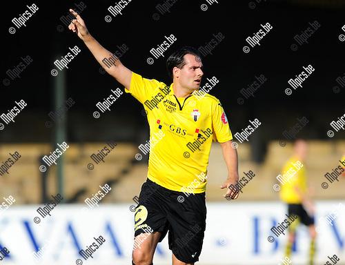 2014-07-26 / Voetbal / seizoen 2014-2015 / Berchem Sport / Thomas Stevens<br /><br />Foto: mpics.be