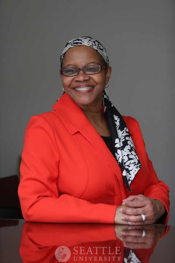 March 8th 2017 - Natasha Martin, associate vice president for institutional inclusion & chief diversity officer.
