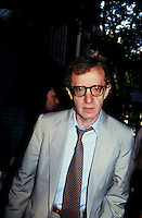 Woody Allen On Movie Set NYC<br /> By Jonathan Green