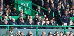 29.04.18 Celtic v Rangers: Rangers directors