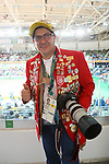 Photographer, <br /> AUGUST 12, 2016 - Judo : <br /> Men's +100kg Elimination Round <br /> at Carioca Arena 2 <br /> during the Rio 2016 Olympic Games in Rio de Janeiro, Brazil. <br /> (Photo by Yohei Osada/AFLO SPORT)