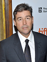 10 September  2018 - Toronto, Ontario, Canada. Kyle Chandler. &quot;First Man&quot; Premiere - 2018 Toronto International Film Festival at the Elgin Theatre. <br /> CAP/ADM/BPC<br /> &copy;BPC/ADM/Capital Pictures