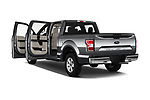 Car images close up view of a 2020 Ford F-150 XLT 4 Door Pick Up doors