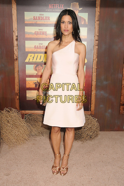30 November 2015 - Universal City, California - Julia Jones. &quot;The Ridiculous 6&quot; Los Angeles Premiere held at the AMC Universal CityWalk Stadium 19. <br /> CAP/ADM/BP<br /> &copy;BP/ADM/Capital Pictures