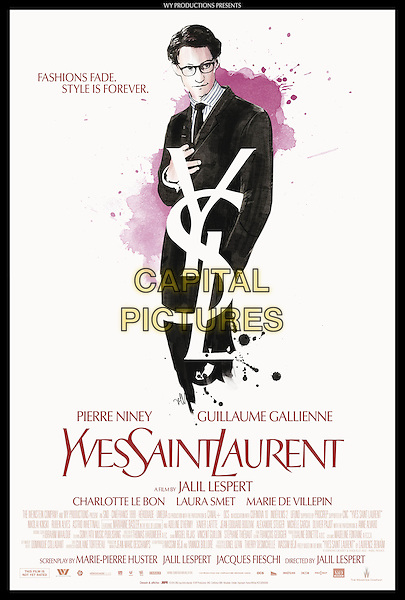 Yves Saint Laurent (2014) <br /> *Filmstill - Editorial Use Only*<br /> CAP/KFS<br /> Image supplied by Capital Pictures