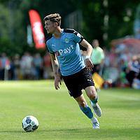 ANNEN - Voetbal, Annen - FC Groningen, voorbereiding seizoen 2017-2018, 09-07-2017, FC Groningen speler Django Warmerdam