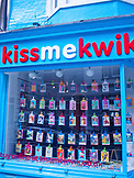 ENGLAND, Brighton, KissMeKwik Shop