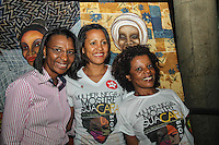 RIO DE JANEIRO, RJ, 24 JULHO 2012 - DIA DA MULHER NEGRA - Deputada Rosangela Gomes durante projeto literario em comemoracao ao Dia da Mulher Negra da America Latina e Caribe no Auditorio Gilberto Freyre no Palacio Gustavo Capanema na cidade do Rio de Janeiro nessa terça-feira, 24. FOTO: BARBARA OLYVEYRA - BRAZIL PHOTO PRESS.