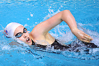 PICTURE BY VAUGHN RIDLEY/SWPIX.COM - Swimming - British International Disability Swimming Championships 2012 - Ponds Forge, Sheffield, England - 08/04/12 - Amberley Hoar competes in the Women's MC 200m Freestyle Heats.