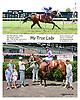 My True Lady winning at Delaware Park on 7/10/14