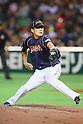Masahiro Tanaka (JPN), .MARCH 2, 2013 - WBC : .2013 World Baseball Classic .1st Round Pool A .between Japan 5-3 Brazil .at Yafuoku Dome, Fukuoka, Japan. .(Photo by YUTAKA/AFLO SPORT)
