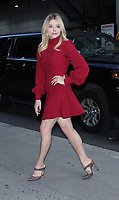 NEW YORK, NY August 02, 2018 Chloe Grace Moretz at The Late Show with Stephen Colbert  to talk about her new movie The Miseducation of Cameron Post in New York. Auguest 02 , 2018 <br /> CAP/MPI/RW<br /> &copy;RW/MPI/Capital Pictures