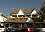 Eden Restaurant in Rehoboth Beach, Delaware, USA.