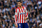 Alvaro Morata of Atletico de Madrid