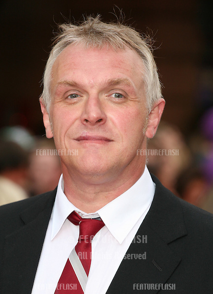 Greg Davies arriving for The Inbetweeners, The Movie, film premiere at the Vue Leicester Square, London. 16/08/2011 Picture by: Alexandra Glen / Featureflash