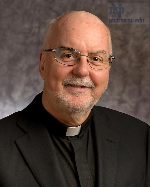 Jul. 24, 2012; Rev. Thomas J. O'Hara C.S.C., Provincial Superior..Photo by Matt Cashore/University of Notre Dame