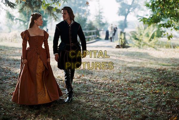 Melanie Thierry & Gaspard Ulliel.in The Princess of Montpensier (La princesse de Montpensier).*Filmstill - Editorial Use Only*.CAP/PLF.Supplied by Capital Pictures.