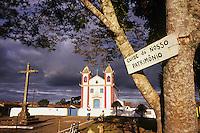 Lavras Novas, Brazil, october 2012.