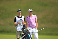 Thomas Pieters (BEL) on the 12th during Round 3 of the HNA Open De France at Le Golf National in Saint-Quentin-En-Yvelines, Paris, France on Saturday 30th June 2018.<br /> Picture:  Thos Caffrey | Golffile