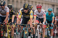 Primoz Roglic (SVK/LottoNL-Jumbo)<br /> <br /> Stage 21: Houilles > Paris / Champs-Élysées (115km)<br /> <br /> 105th Tour de France 2018<br /> ©kramon