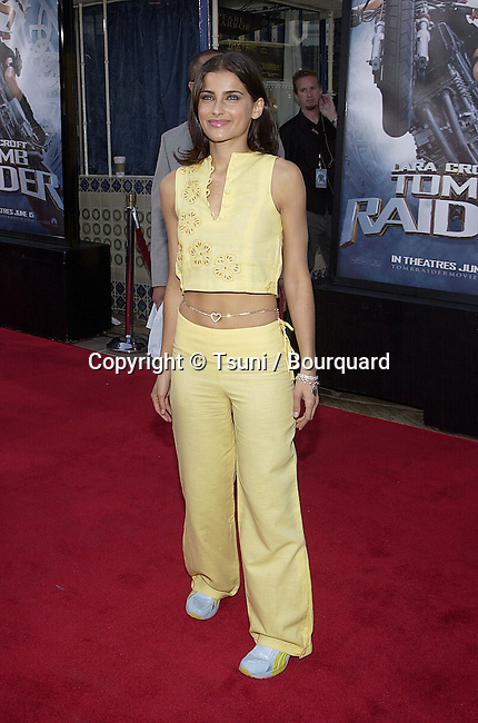 Nelly Furtado arriving at the Lara Croft: Tomb Raider premiere at the Westwood Village Theatre  in Los Angeles  June 11, 2001136_FurtadoNelly06.JPG