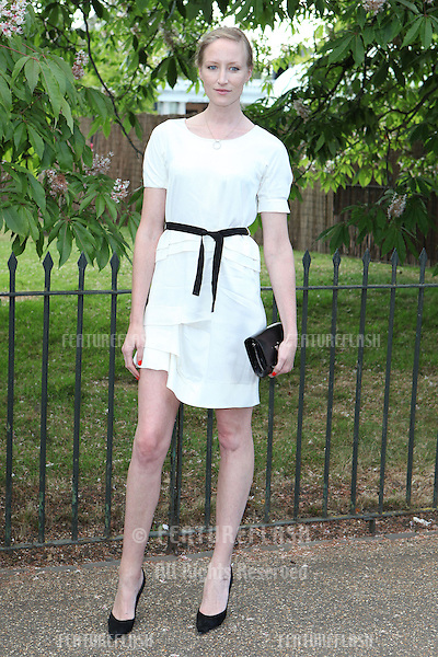 Jade Parfitt arriving for the Serpentine Summer Party, at the Serpentine Gallery, Hyde Park, London. 01/07/2014 Picture by: Alexandra Glen / Featureflash