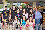 FAMILY FUN: Member's on the Kennedy family enjoying a great time at the Kingdom Greyhound Stadium on Saturday seated l-r: Lorraine, Ciara, Noreen and Caroline Kennedy. Back l-r: Jamie Kennedy, Katie Dineen, Frank Cronin, Karen Kennedy, Jerome Kennedy, Niamh Cronin, Seamus Kennedy, Catherine Cronin, Emmett Kennedy and Patie O'Sullivan.