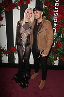 WEST HOLLYWOOD, CA - NOVEMBER 30: Tara Reid, Ted Dhanik, at LAND of distraction Launch Event at Chateau Marmont in West Hollywood, California on November 30, 2017. Credit: Faye Sadou/MediaPunch