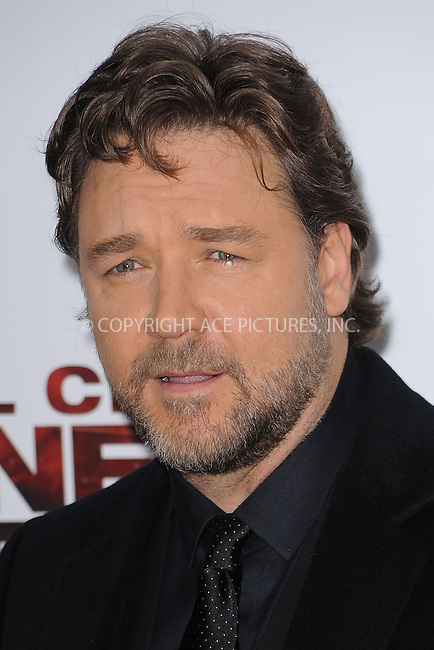 WWW.ACEPIXS.COM . . . . . .November 9, 2010...New York City...Russell Crowe attends New York Special Screening of Lionsgate's New Film The Next Three Days at the Ziegfeld Theater on November 9, 2010 in New York City....Please byline: KRISTIN CALLAHAN - ACEPIXS.COM.. . . . . . ..Ace Pictures, Inc: ..tel: (212) 243 8787 or (646) 769 0430..e-mail: info@acepixs.com..web: http://www.acepixs.com .