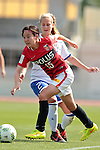 Hikaru Kitagawa (Reds Ladies), <br /> MAY 7, 2016 - Football / Soccer : <br /> Plenus Nadeshiko League 2016 <br /> between Urawa Reds Ladies 1-0 Iga FC Kunoichi <br /> at Saitama Urawa Komaba Stadium in Saitama, Japan. <br /> (Photo by AFLO SPORT)