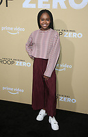 "LOS ANGELES, CA - JANUARY 13: Lidya Jewett, at the Premiere Of Amazon Studios' ""Troop Zero"" at Pacific Theatres at The Grove in Los Angeles, California on January 13, 2020. <br /> CAP/MPIFS<br /> ©MPIFS/Capital Pictures"