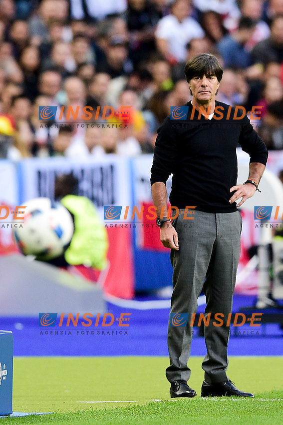 Joachim Low <br /> Paris 16-06-2016 Stade de France Football Euro2016 Germany - Poland / Germania - Polonia Group Stage Group C. Foto JB Autissier / Panoramic / Insidefoto